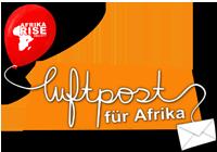 Luftpost für Afrika Logo